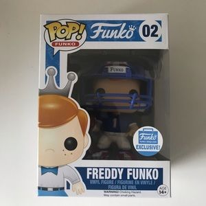 Freddy Funko football (All American) Exclusive